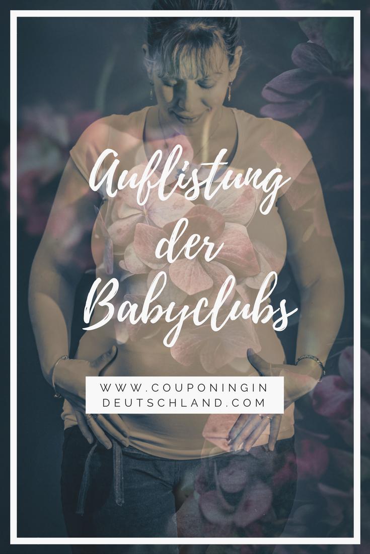 Auflistungder Babyclubs